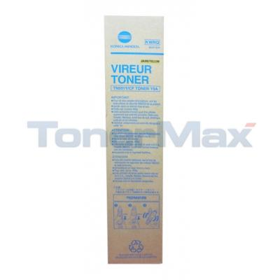 KONICA 8050 TONER YELLOW